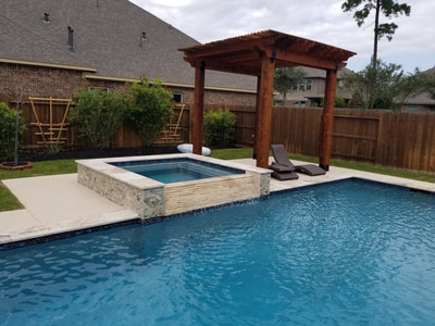 Outdoor Pool Pergolas