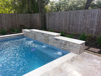 Pool ​Water Features